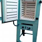 Manutenção em forno mufla