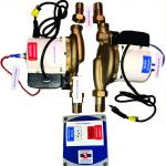 Pressurizador de água quente