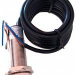 Sensor fotoelétrico cilíndrico